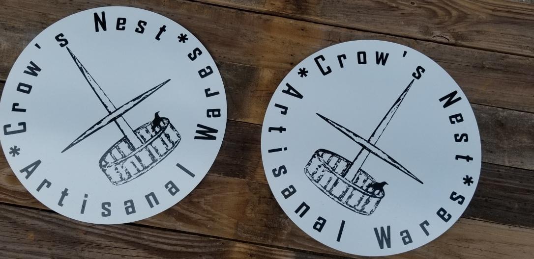 CNAW Logo Decals